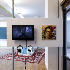 「変容する周辺 近郊、団地」Installation view