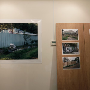 「PERSISTENCE_suburb」Installation view