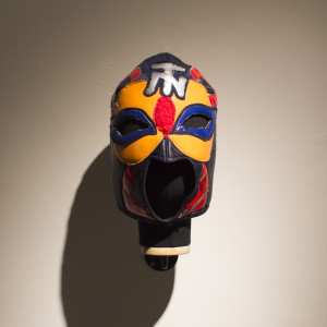 Masked New Town