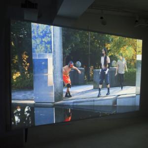 floor 1 installation view