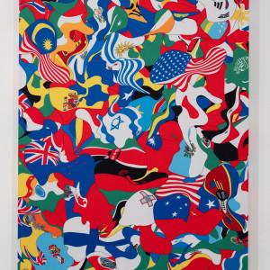 《New World Border -OLYMPIA1984-》